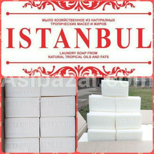 Мыло 72 унверсалный белоснежка ISTANBUL 220 гр