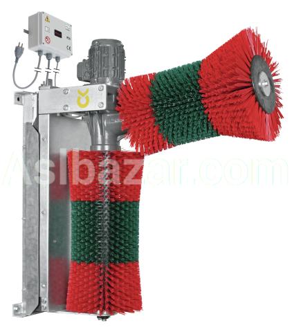 Автоматическая щетка для коров duo ветеренарное оборудование для ферм