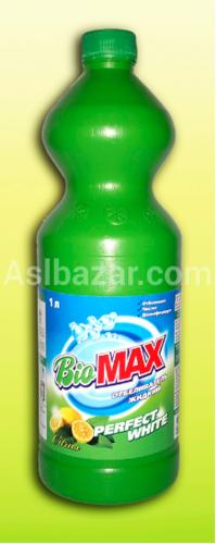 """Жидкий отбеливатель """"BioMax"""""""