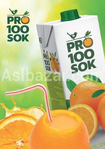 """Соко-содержащий напиток """"PRO100SOK"""""""