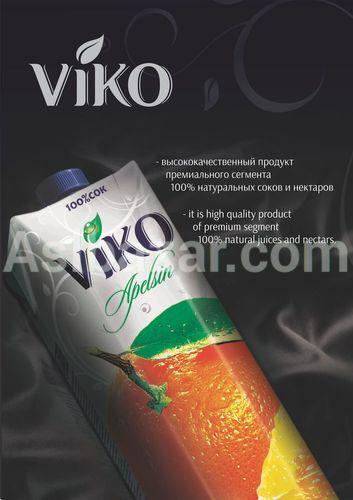 """Фруктовый сок """"VIKO"""""""