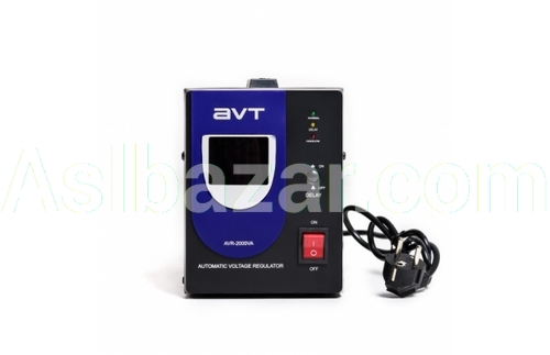 Стабилизатор напряжения AVR LCD 2KVA