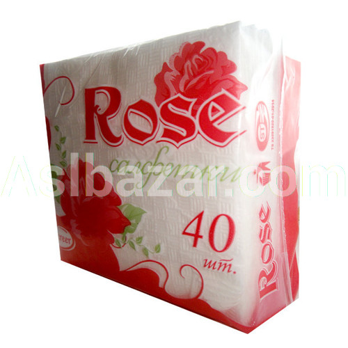 Rose Career салфетки 40 шт
